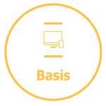 Basis website pakket icoon