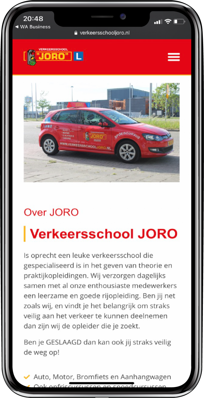 Verkeersschool JORO